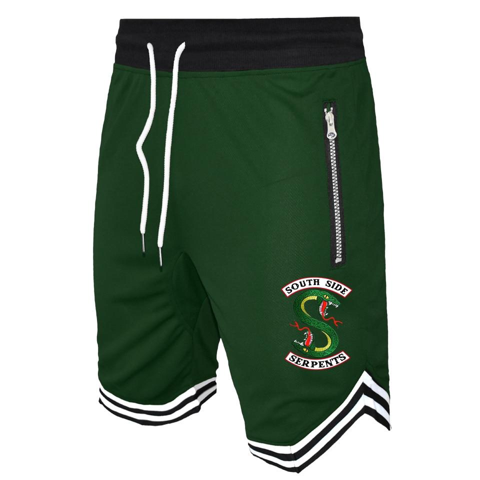 Summer hot sale running shorts sports jogging fitness shorts men's casual loose quick-drying sports shorts Bermuda beach pants