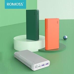 Мягкий силиконовый защитный чехол для ROMOSS Sense 8 + 30000 мАч Zeus 40000 мАч, внешний аккумулятор, противоскользящие Чехлы для зарядного устройства