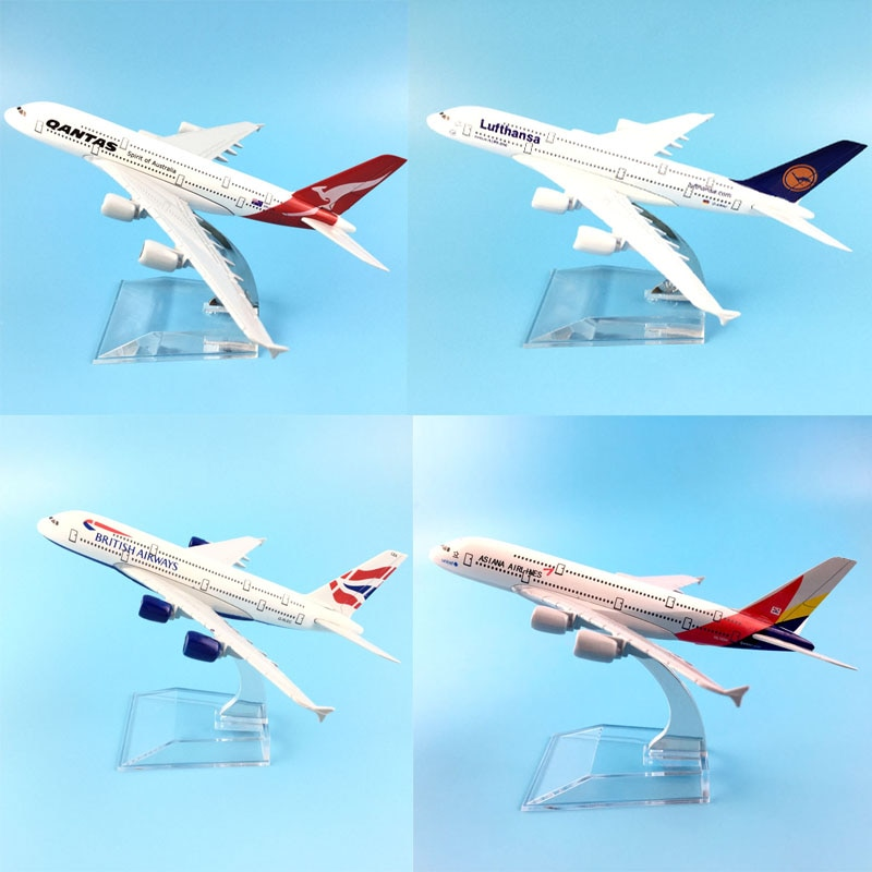 14-20cm avião de ar modelo de avião, modelo, liga de simulação, brinquedos de natal, presente, crianças