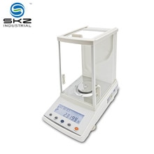 Appareil de mesure de balance de pondération électronique numérique 0.0001g-120g pan 80mm