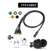 bafang wiring for 1t4 cycling components electric bicycle accessoriescable harness mid drive motor kits higo bbs01 bbs02 bbshd