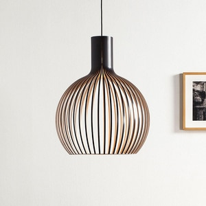 Nordic Wooden Creative Birdcage Chandelier for Restaurant Cafe Decoration  Lamp and Bedroom Living Room E27 Decor Peadant Lights