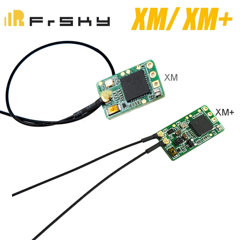 Frsky XM / XM + PLUS odbiornik mikro D16 SBUS pełny zakres odbiornik do 16CH dla Taranis X9D Plus, X9D Lite, X-LITE