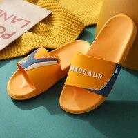 2021 new summer wear lovely slippers for female couples indoor bathroom bath non slip slippers