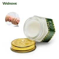 1pcs 20g upgraded white tiger balm ointment body neck muscle pain relief ointment soothe itch rheumatism arthritis pain cream