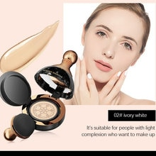Clear Light Cushion Beauty Cream Concealer Moisturizing Lightweight Breathable Brightening Complexio