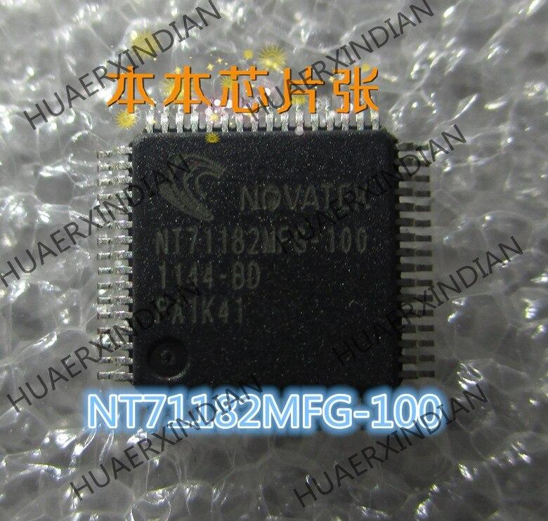 Novo NT71182MFG-100 qfp 7 de alta qualidade