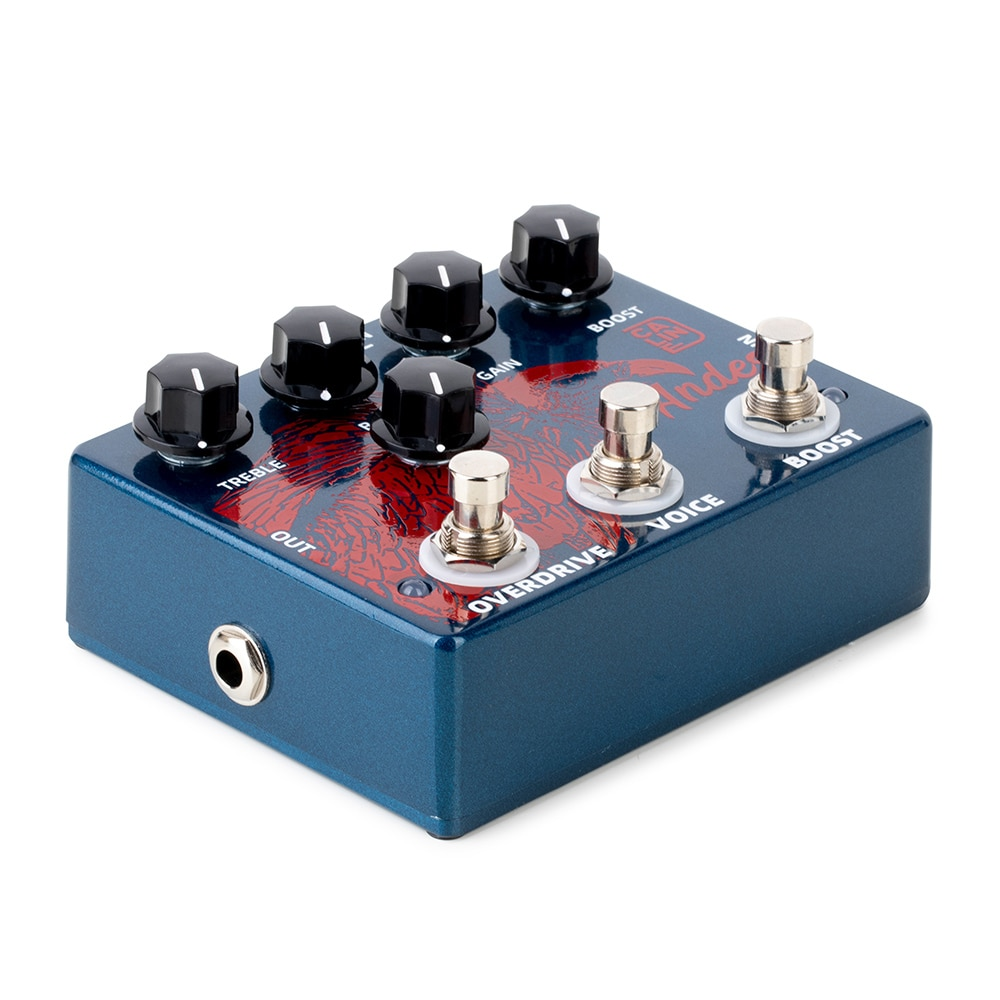 Caline Pedal Andes Boost Overdrive Guitar Pedal Guitar Accessories Electric Guitars Synthesizer Dcp-11 Effector Pedalboard enlarge