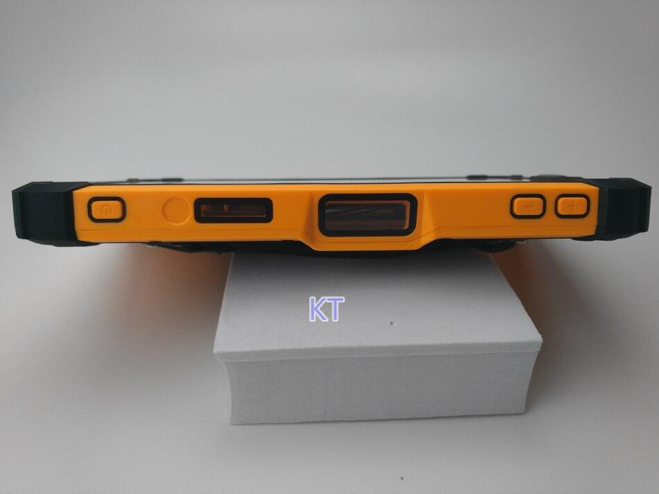"""Купить с кэшбэком Original K927 Rugged  Android Industrial Tablet PC IP67 Waterproof MSM8953 8"""" 4GB RAM 10000mAH LF HF RFID UHF NFC Mifare 38KHZ"""