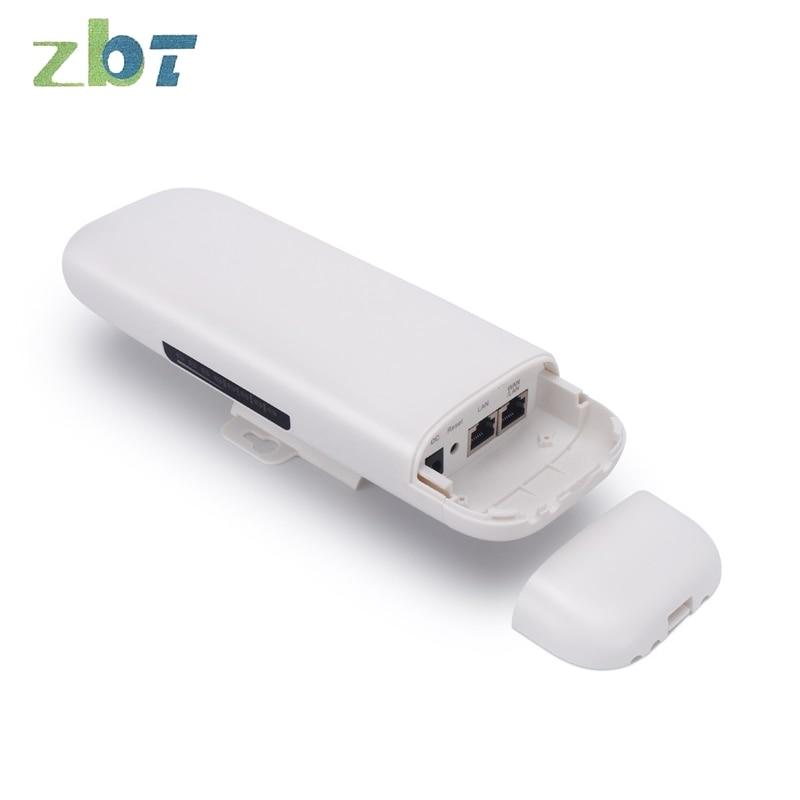 Industrial WiFi Wireless Outdoor Bridge CPE Outdoor Waterproof Shockproof Wireless Routing Bridgewifi router