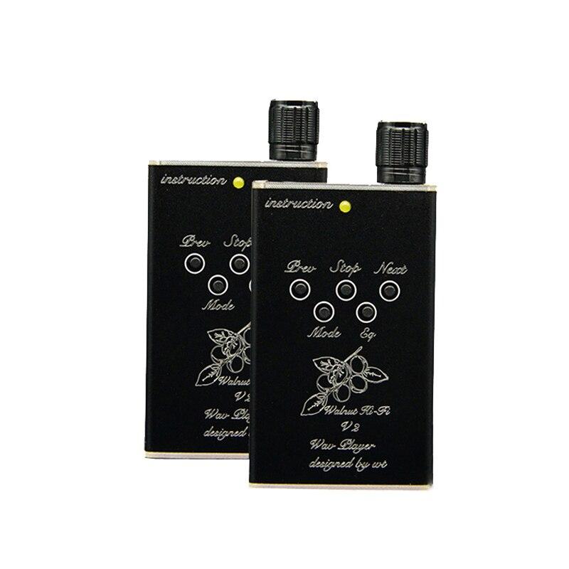V2s profissional lossless música mp3 de alta fidelidade protable player suporte 32 gb tf cartão expansão com caso G3-002