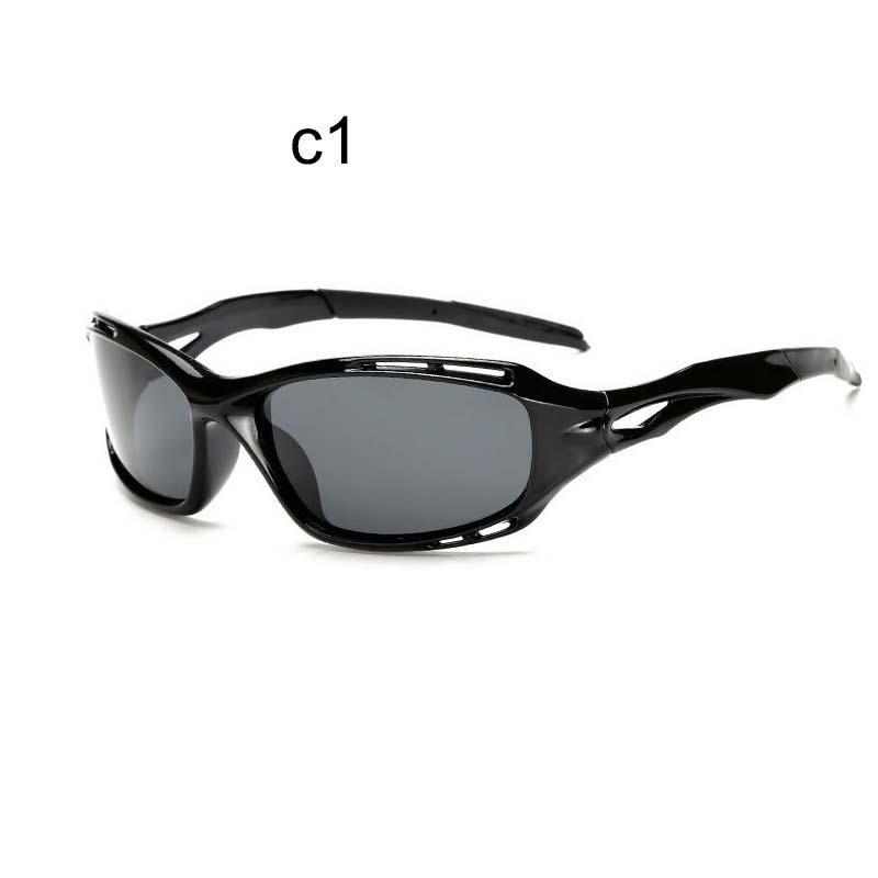 Gafas De Sol polarizadas para hombre y mujer, lentes De conducción De...