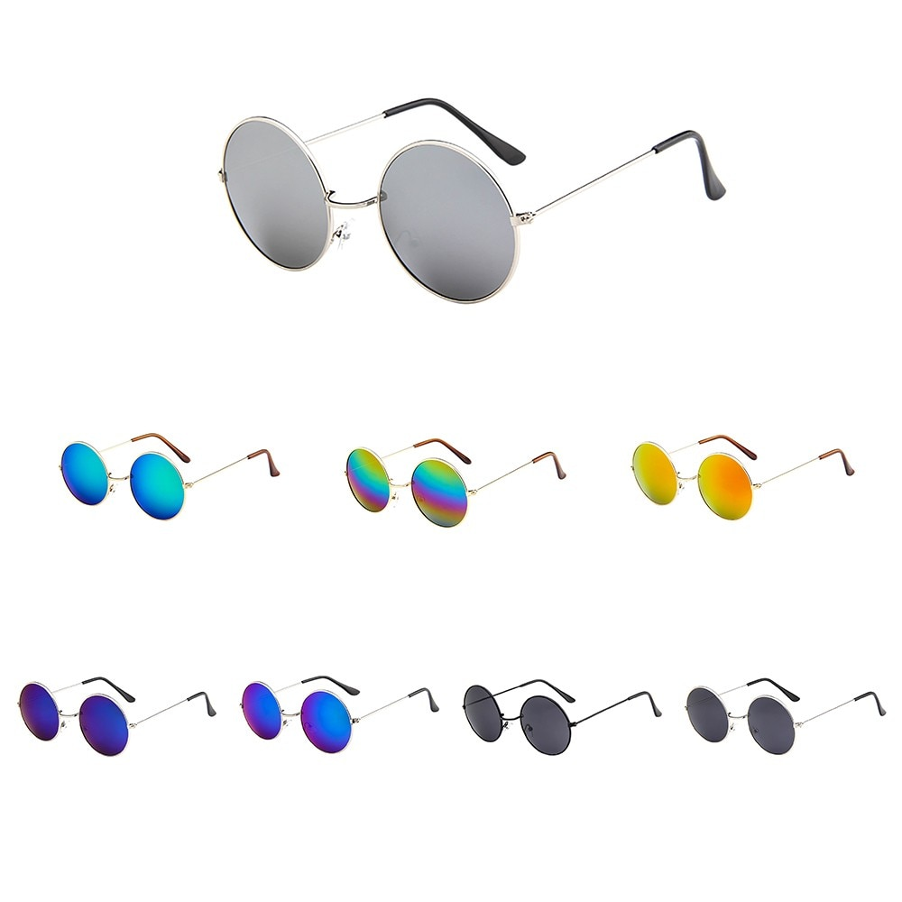 2021 new fashion design retro random Pilot Sunglasses men's Retro cut lenses GRADIENT SUNGLASSES Uni