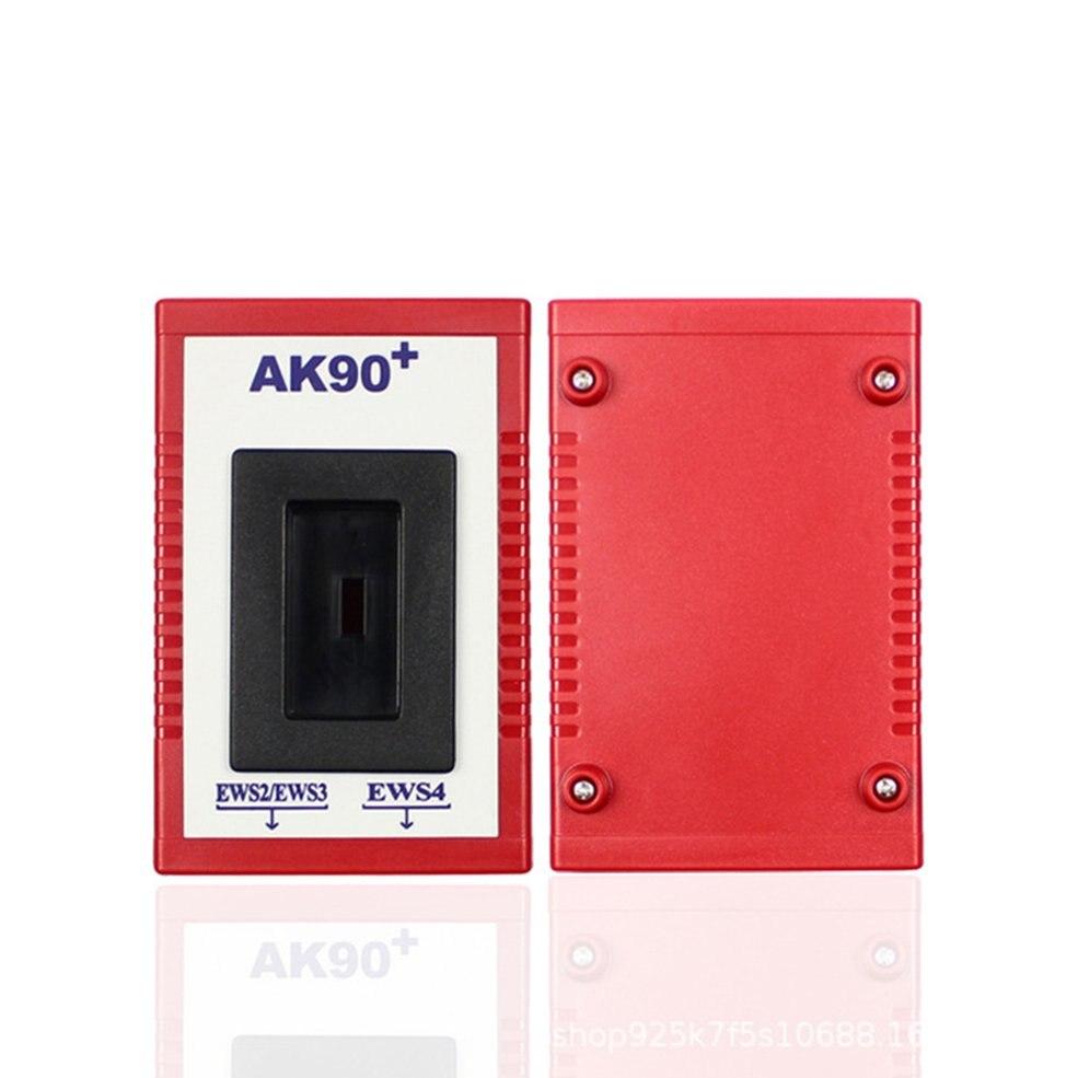 Professional AK90 Auto Car Key Programmer for BMW EWS AK90 with Cable Key Programming Kit Identifying Keys
