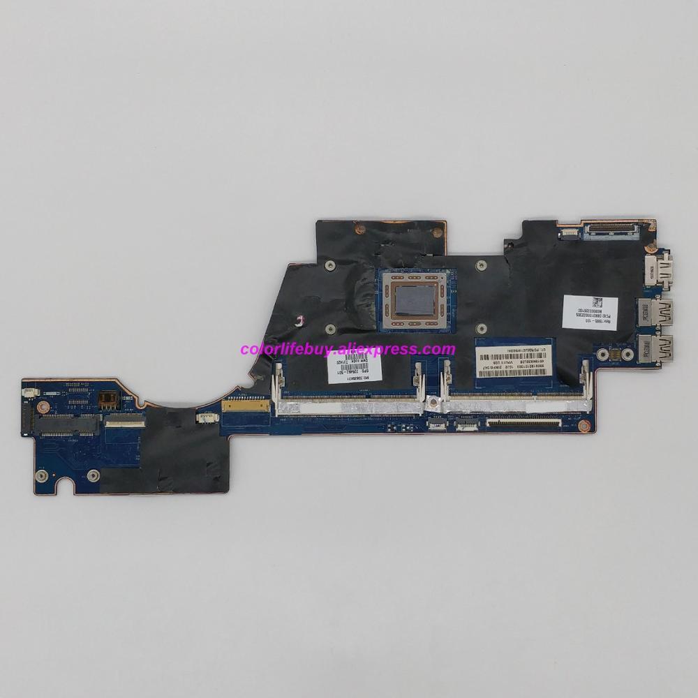حقيقية 725462-001 725462-501 VPU11 LA-9851P UMA A76M w A10-5745M CPU اللوحة لابتوب HP الحسد M6 M6-K سلسلة الكمبيوتر الدفتري