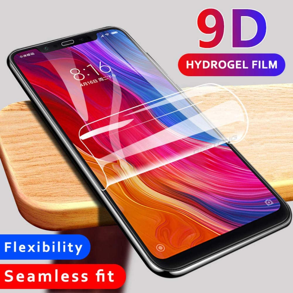 Hydrogel Film For Xiaomi Redmi Note 5A Prime Note 5 Pro Global Screen Protector Cover For Xiaomi 5A