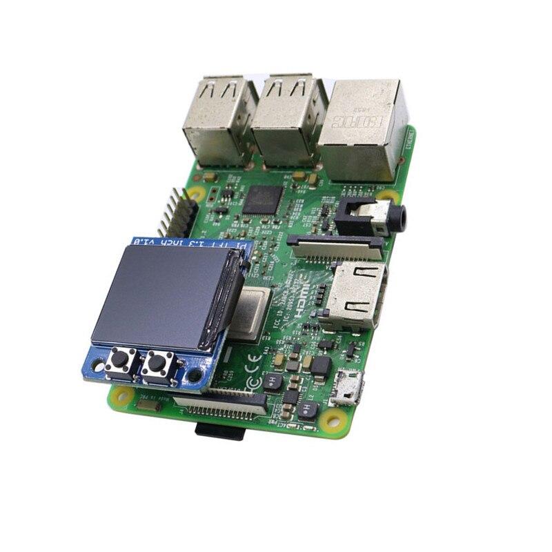 waveshare mini computer add ons based on raspberry pi compute module cm3 cm3l cm3 cm3 l Mini Pi TFT 1.3inch 240x240 TFT Module Add-on for Raspberry Pi