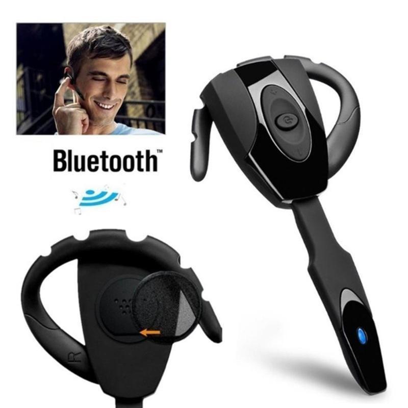 HOT EX01 Bluetooth 4,1 auriculares inalámbricos manos libres auriculares de conducción con micrófono estéreo para juegos de sonido para PS3