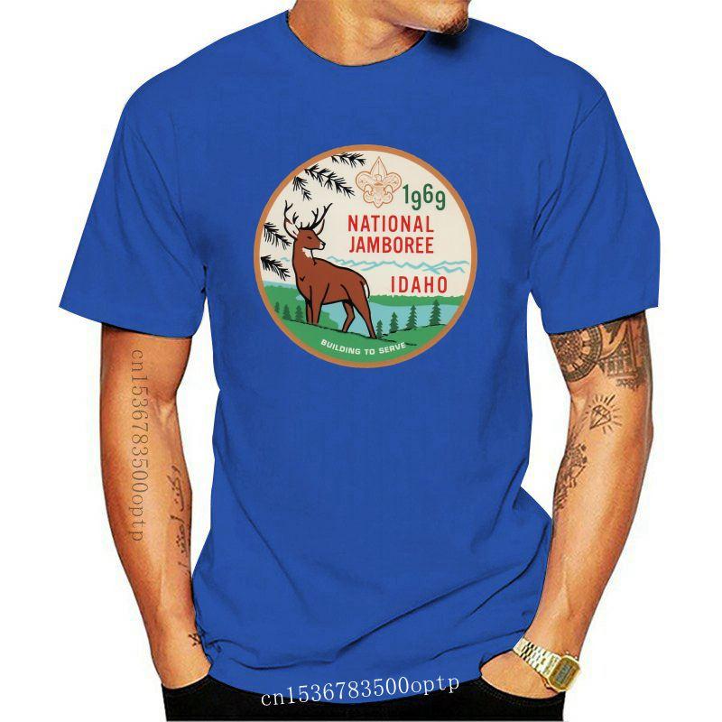 Boy Scouts 1969 National Jamboree Decal T-Shirt