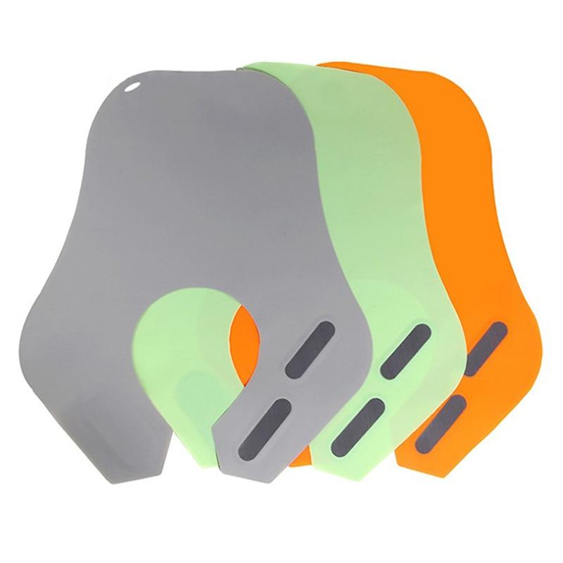 1 шт., силиконовая водостойкая шаль для парикмахера