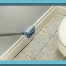 Nous plinthe copain simplement glisser et poussière extensible microfibre nettoyant lave outil de nettoyage domestique rétractable propre brosses