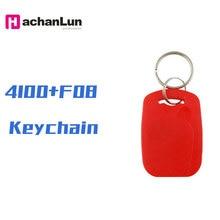 10/20/50PCS 125KHZ + 13.56MHZ 4100 + F08 RFID Smart NFC Dual Chip IC + ID Composito Portachiavi EM4100 TK4100 + S50 Fudan Portachiavi