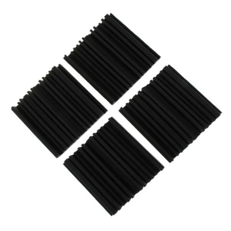4 قطعة ألواح الفلين امتصاص الصوت ، استوديو إسفين على شكل الطوب ، رغوة امتصاص الصوت لوح غرفة امتصاص الصوت ، 50X50X5cm التجزئة