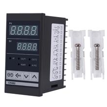 Temperatur Controller CH402 AC85-264V Hohe Smart PID Temperatur Controller Thermostat Relais TC/RTD
