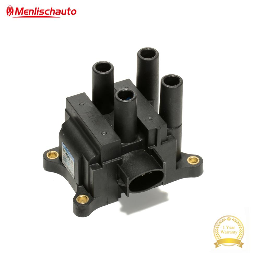 Factory Price New Ignition Coil Fit For American Car 2.0L 2.3L 4Cyl DOHC DG-489 1S7G12029AD