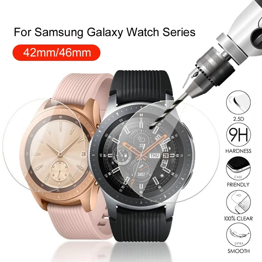 screen-protectors-glass-for-samsung-galaxy-watch-42mm-46mm-film-tempered-protective-protection-coverage-scratch-resistant-1-4pcs