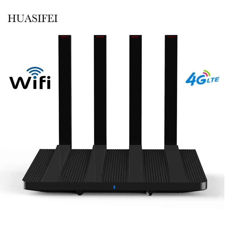 Разблокированный роутер Cat4, 4g, sim-карта, 300 Мбит/с, беспроводной роутер 4g, Wi-Fi роутер 4G LTE, Wi-Fi роутер RJ45, порт Lan, поддержка FDD/TDD