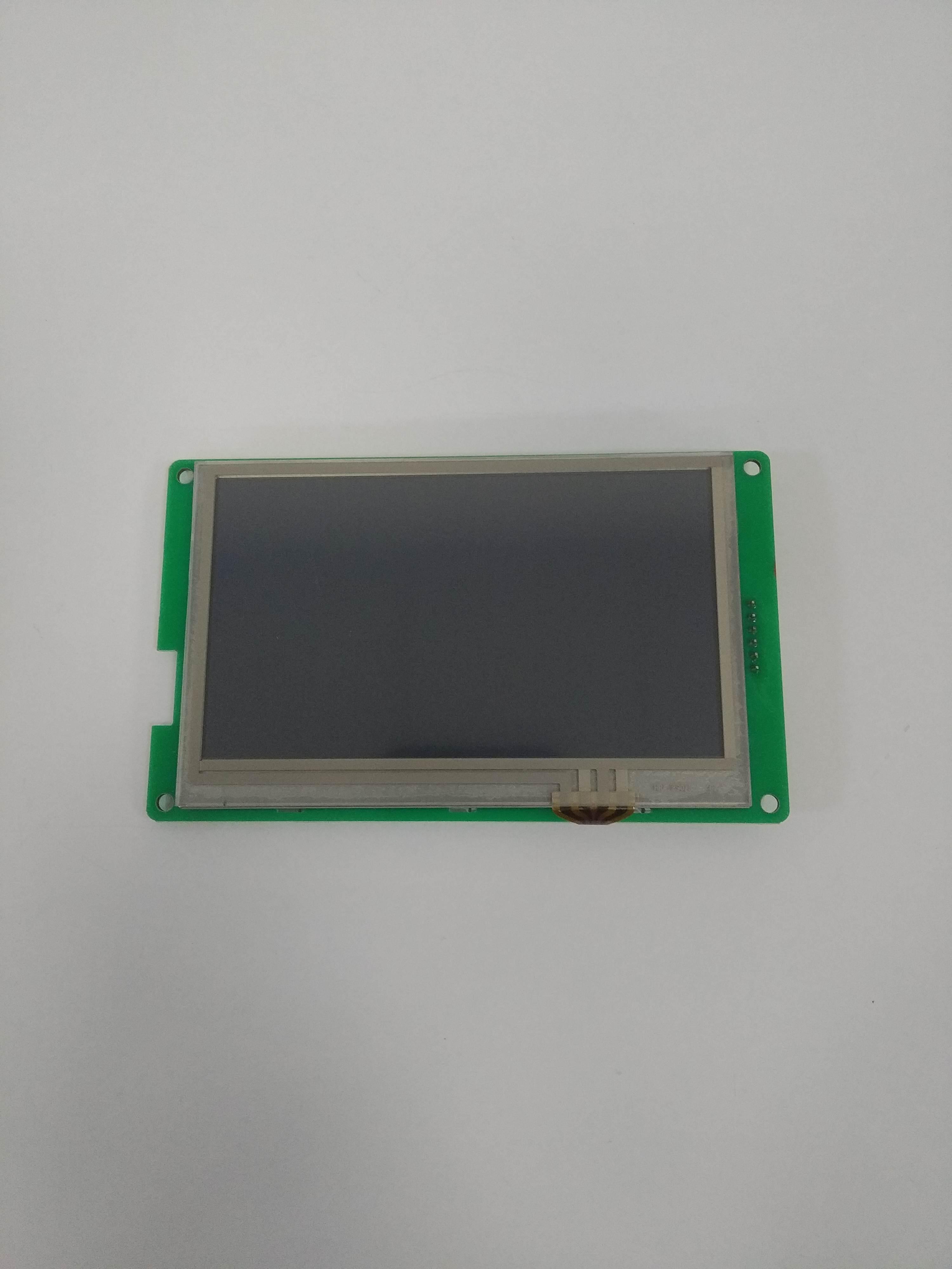 4.3 polegada cor da tela de toque Para LK1pro LK4pro U20pro U30pro