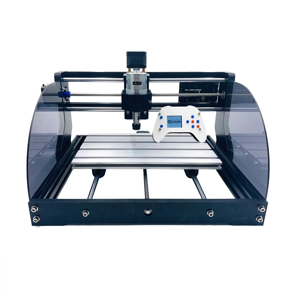 Laser Engraving Machine CNC 3Axis Milling DIY Woodworking Laser Engraver 15W 30W 40W Power Suitable For Cutting Wood Acrylic PCB