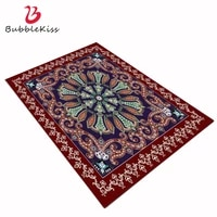 bubble kiss retro rugs and carpet for home living room european geometric floral bohemian rugs creative bedroom decor floor rugs