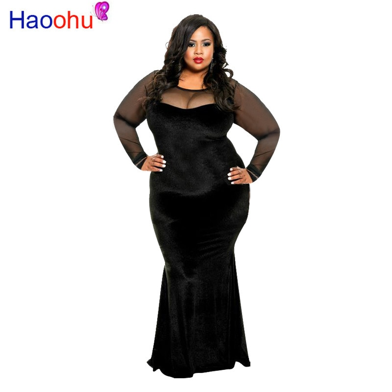 New Dress Elegant women's fashion dignified gold velvet mesh long-sleeved  casual slim  party bodycon dress  plus size women autumn summer new women shirt dress long sleeved female dresses slim fashion party office lady sundress plus size casual rob
