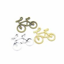 40 pièces breloques de vélo bijoux à bricoler soi-même faisant pendentif idéal pour bracelet colliers boucles doreilles artisanat fait main