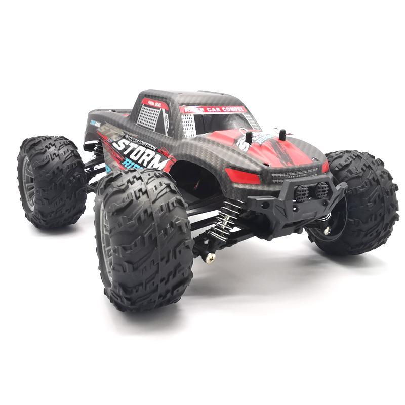 Rc Car RB-G167 1:14  2.4G 36KM Brush 4WD High Speed Remote Control Car Toy for Boys Adult enlarge