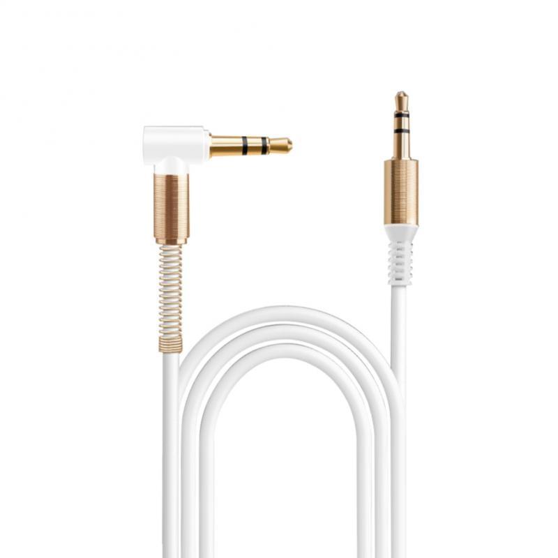 Audio Jack 3.5mm Aux Cable Male To Male Aux Cable 3.5mm Jack Audio Cable Auxiliar For Headphones Car