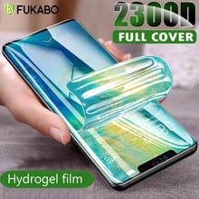 Full Cover Hydrogel Film For Huawei P20 P30 P40 Pro Lite For Mate Honor 30 20 10i 9 Nove 5T P Smart