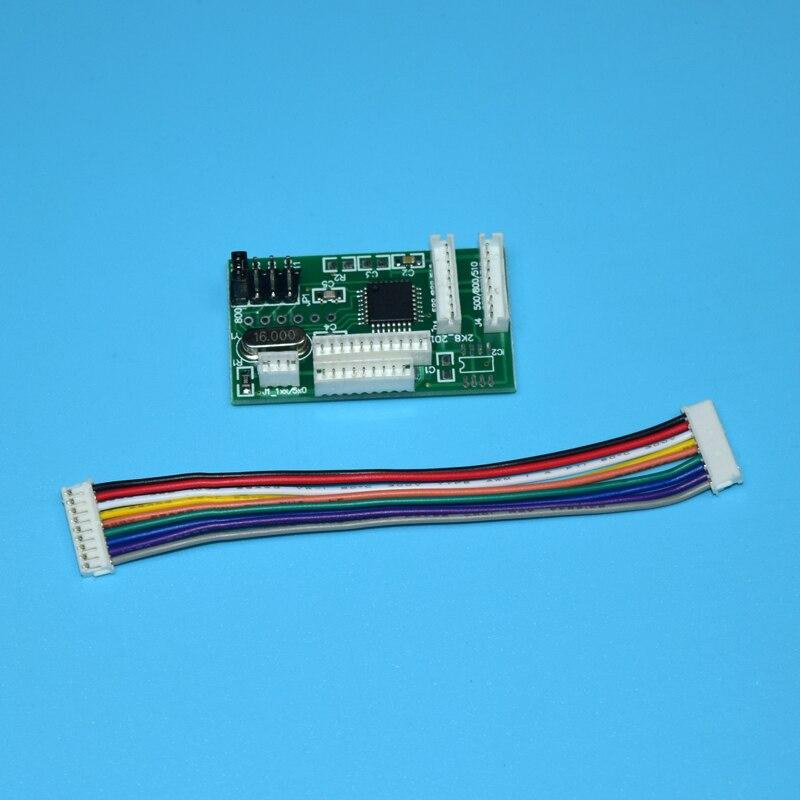 Плата декодера чипа для HP DesignJet 100 111 120 130 500 510 800 820 815