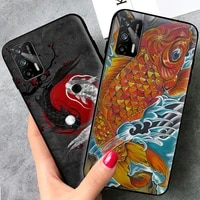 phone case for opp realme gt neo gt 5g for gt realme gt 5g animal carp coque soft tpu carcasa back cover