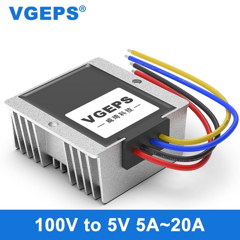 Изолированный модуль регулятора напряжения постоянного тока 60 в 72 в 84 в 96 в 100 В в 5 в 50-120 В в 5 В