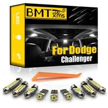 BMTxms для Dodge Challenger 2008 2020 Canbus светодиодный светильник для автомобиля внутренняя карта купольный светильник для двери багажника лампы Автомобильный светильник ing аксессуары Сигнальная лампа      АлиЭкспресс