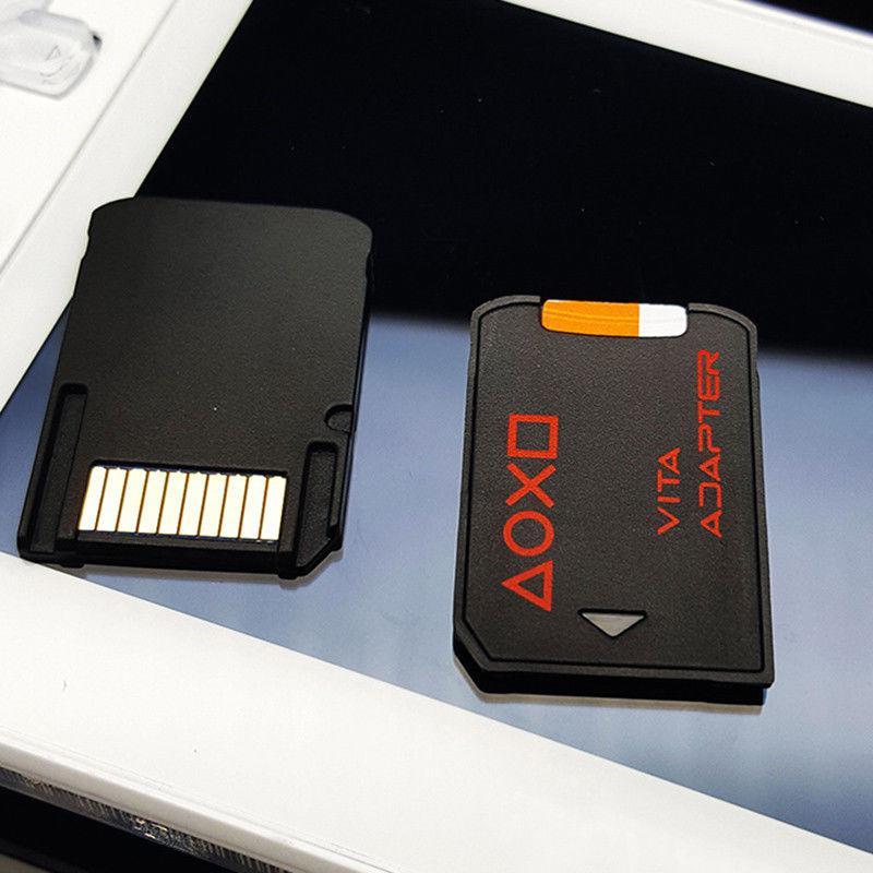 EastVita SD2Vita V3.0 para tarjeta de juego PSVita para adaptador de tarjeta Micro SD para PS Vita 1000, 2000 r40