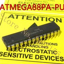 1 pièces/lot ATMEGA88PA-PU ATMEGA88 DIP-28 en Stock