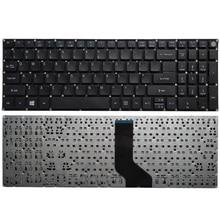Nieuwe Us Keyboard Voor Acer Aspire 3 A315-21 A315-41 A315-31 A315-51 A315-53 Us Keyboard Zwart Geen Backlight