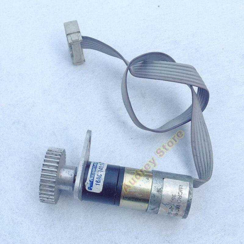 0.11N.m 15000rpm DC10V Alemania Faulhaber1616E010 Mini reductor de copa hueco engranaje motor servo motor