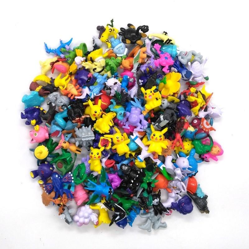 Куклы Покемон без повторов, 144 шт., экшн-фигурки, игрушки для takara tomy, Покемоны, фигурки, наборы