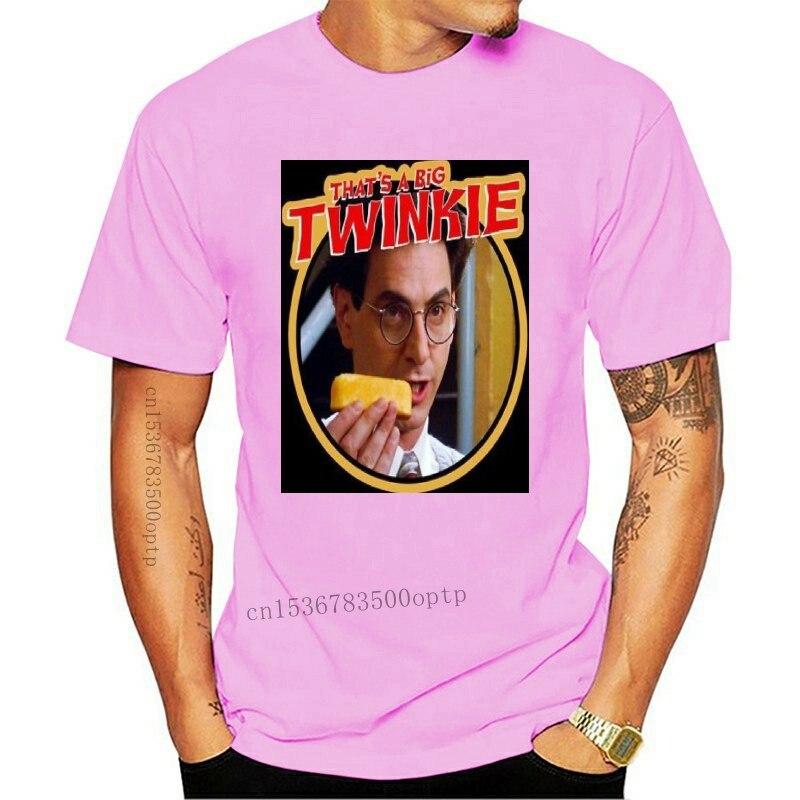 Neue Ghostbuster Egon, Dass der EINE Große Twinkie T Hemd Oansatz Mode Lässig Hohe Qualität Drucken T Shirt