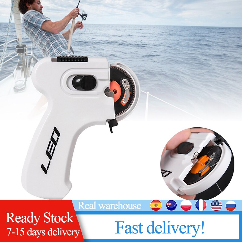 Dispositivo de gancho automático elétrico multifuncional dispositivo de gancho linha dobadoura portátil máquina gancho automático equipamento isca pesca